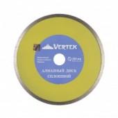 """Диск алмазный """"VERTEX"""" 180мм*22,2мм по плитке"""