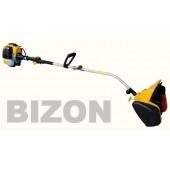 Снегоуборщик-Триммер Bizon 2в1,2,2 кВт (кат. №1,нож 3T,нож 40T,ремень 2хплеч. стартер л/п,мерн. бут)